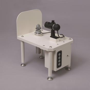 Kapillar-Probenhalter für die Messung im Transmissionsmodus