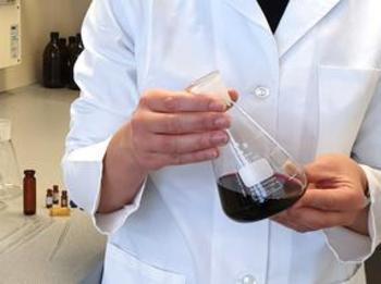 Ein im Labor aus Sauerkirschen hergestellter reiner Kirschsaft wurde als Ausgangspunkt für die Untersuchungen genutzt.