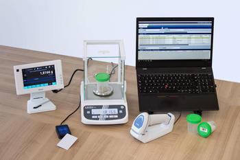 iControl ist eine smarte Lösung für die simple und schnelle bidirektionale Anbindung einfacher Laborgeräte wie Waagen oder pH-Messgeräte an das LIMS