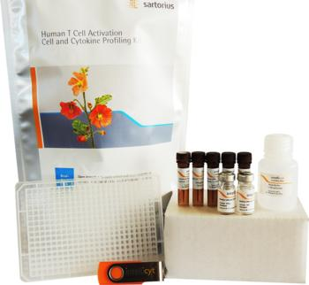 Intellicyt T Cell activation cell and cytokine profiling kit