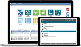 SampleManager LIMS software can be accessed via desktop or tablet devices