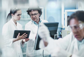 SampleManager LIMS, SDMS and LES software is a complete laboratory solution