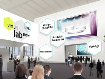 Die neue Online-Labor & Analytik-Messe virtual lab show