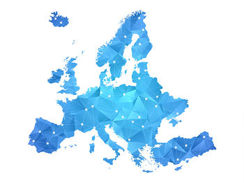 We operate throughout the whole of Western Europe