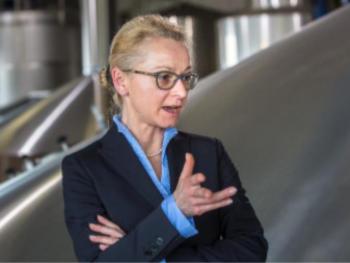 Pia Kollmar übernimmt den Geschäftsführungsbereich Finanzen, Controlling, Personal und Logistik
