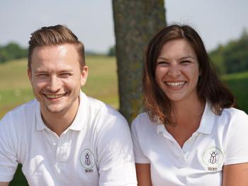 Gründer von Brento: Philipp und Kathi