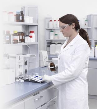 Effiziente Untersuchung von Pestizidrückständen