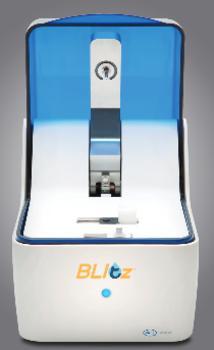 Innenansicht des BLItz-Systems