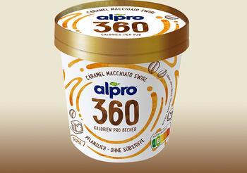 Neu: Eis von Alpro® mit weniger Kalorien