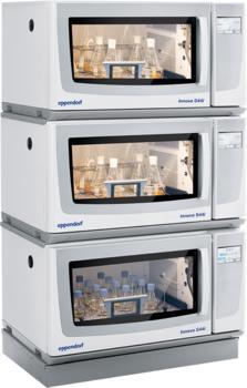 Bildtitel: 2- oder 3-fach stapelbar - Inkubationsschüttler Innova S44i
