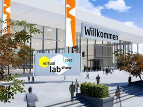 """Onlinemesse """"virtual lab show"""" übertrifft alle Erwartungen"""
