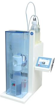 subCLEAN AC – the high-performance distillation system with air cooling and suction even purifies hydrofluoric acid (HF) with ease