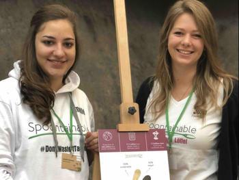 Spoontainable nimmt am 3. EIT FAN teil
