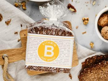B. Just Bread setzt sich gegen Lebensmittelverschwendung ein