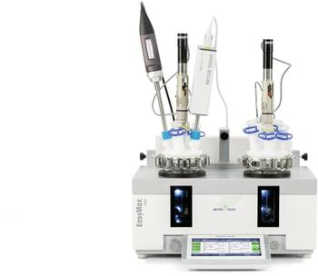 EasyViewer in combination with an EasyMax lab reactor