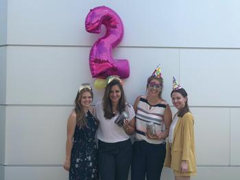 Zweijähriges Jubiläum für Startup Spoontianable