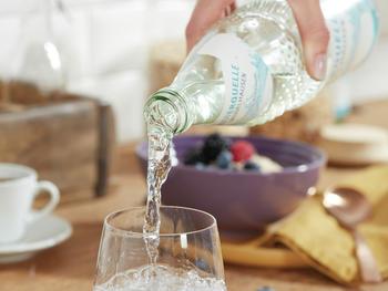 Mineralwasser ist das beliebteste Kaltgetränk in Deutschland