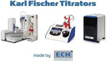 Karl Fischer Titrators