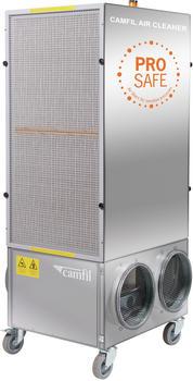 Luftreiniger CC 6000 für größere Gebäude und Hallen wie z.B. in der Lebensmittelindustrie