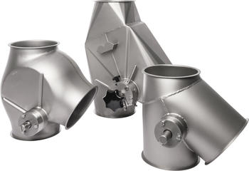 Freifall-Metalldetektionssystem Vistus® - Freifall-Metalldetektionssystem