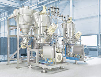 YSTRAL process system for the food industry