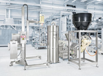 YSTRAL process system for the pharma industry
