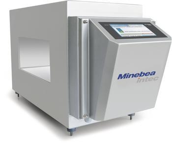 Metalldetektionssystem Vistus® - Metalldetektionssystem