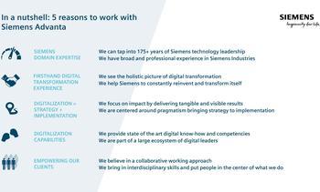 Management-Beratung mit Fokus auf digitaler Transformation - Professioneller Service