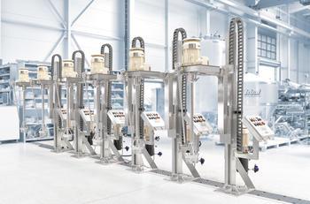 YSTRAL Multipurpose als kleine flexible Prozessanlage