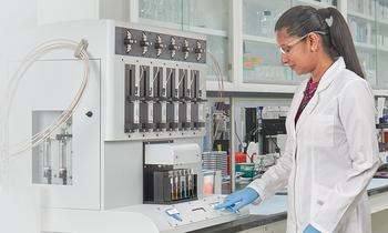 Automating PFAS extractions