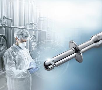 Effiziente Steuerung von Produktionsprozessen in hygienischen Anwendungen mit der EXCALIBUR 3-A Sonde