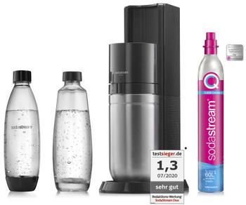 SodaStream Wassersprudler DUO in der Farbe Titan