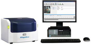 NEX DE VS - Leistungsstarkes EDRFA-Tischspektrometer mit variablem Messfleck (variable Spot, VS) für Produktion, Labor oder unterwegs.