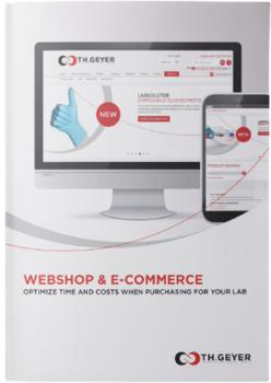 Webshop & e-Commerce for your Laboratory Full-Service Laboratory Supplier