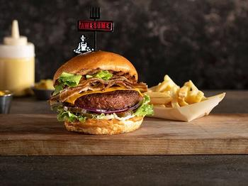 Nestlé's plant-based 'bacon cheeseburger' debuts in US