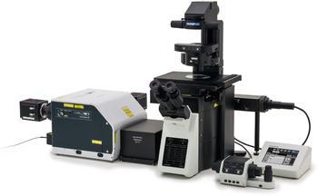 IXplore SpinSR Super Resolution Microscope System