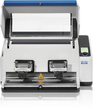 Die neue Schwingmühle MM 500 nano