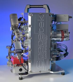 STT-1800 Flugzeit Massenspektrometer
