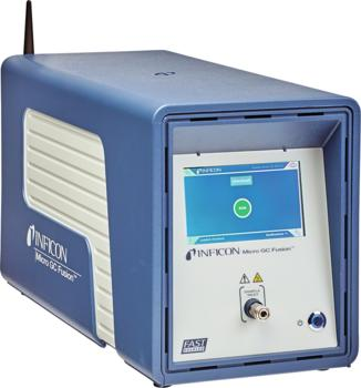 Micro GC Fusion 2-Modul-System für schnelle, transportable Gasanalyse
