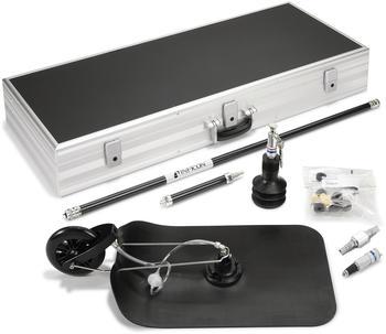 IRwin Zubehör mit Teppichsonde, Glockensonde, Stablochsonde, Stab, Verlängerung und Ersatzfiltern
