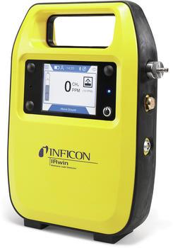 IRwin® Methan-Messgerät. Innovatives Methan-Lecksuchsystem zur einfachen Gasrohrnetzüberprüfung