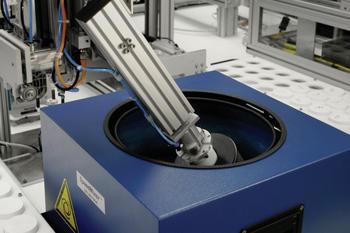 Hauschild SpeedMixer DAC 400 FVZ R integriertes Gerät