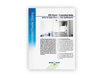 ETC Powder Dispensing Study
