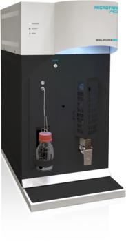 BELPORE LP: Quecksilberporosimeter für Niederdruck
