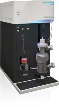 BELPORE MP: Quecksilberporosimeter für Hochdruck bis 214 MPa