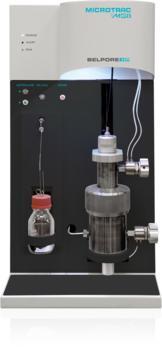 BELPORE HP: Quecksilberporosimeter für Hochdruck bis 407 MPa