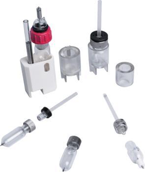 Für die BELPORE-Serie sind hochwertige Dilatometer erhältlich
