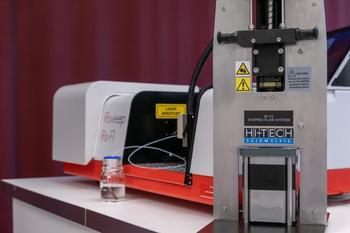 Stopped-Flow-Anwendungen mit midIR-Frequenzkamm-Spektroskopie ermöglichen zeitliche Auflösungen von sub-Millisekunden und sind sehr spezifisch