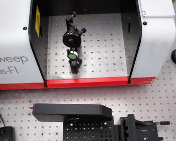Zirkulardichroismus (VCD) Spektroskopie kann mit dem IRis-F1 viel zeit-effizienter erzielt werden als mit herkömmlichen FTIR-Spektrometern