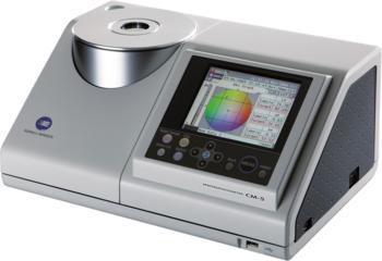 Ein neuer Maßstab in der Farbmessung: Das Spektralphotometer CM-5